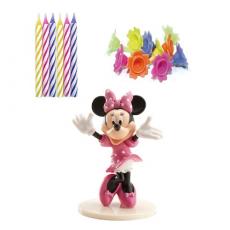 Dekorace na dort Minnie Mouse