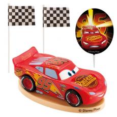Dekorácia na tortu Cars Mc Queen