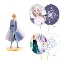 Figúrka na tortu Frozen Elsa