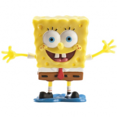 Figúrka na tortu Spongebob