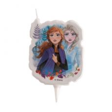 Narodeninová sviečka Frozen 2