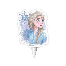 Sviečka na tortu Frozen Elsa