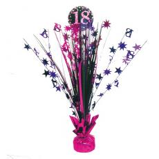 Dekorácia na stôl 18 ružová