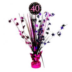 Dekorácia na stôl 40