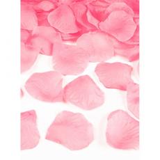Lupene ruží ružové 500 ks