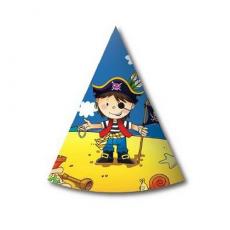 Party klobúky Pirát