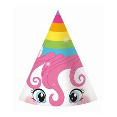 Party klobúky Jednorožec
