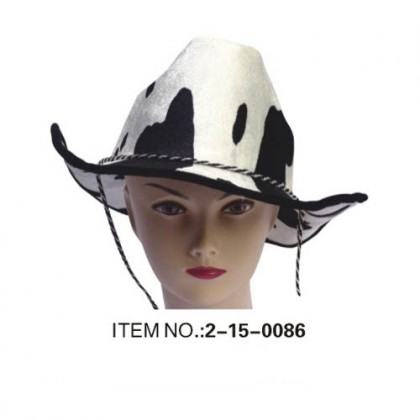 Klobúk - krava