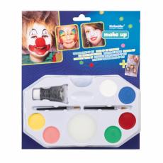 Farby na tvár pre dievča