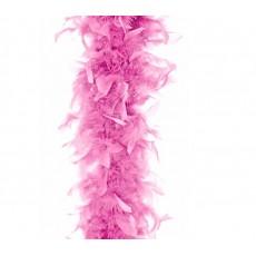 Party Doplnok BOA náhrdelník ružový