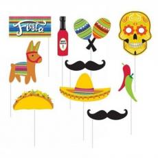 Sada na fotenie Mexická párty