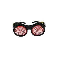 Karnevalový predmet okuliare Hypnóza