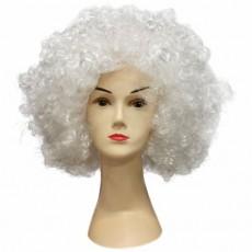 Parochňa Afro - biela