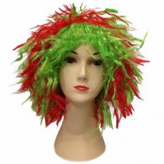 Parochňa Krátka červeno-zelená