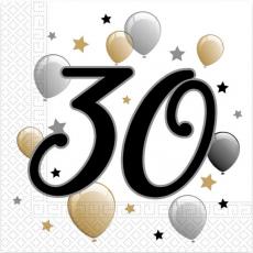 Servítky 30