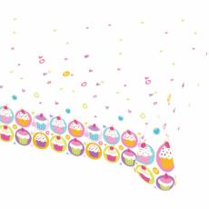 Obrus Cupcake