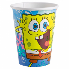 Poháre Spongebob