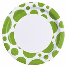 Taniere Bodky zelené