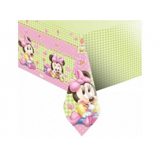 Obrus Minnie Mouse baby