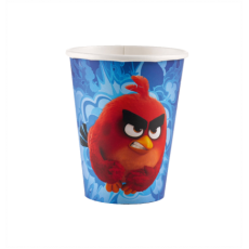 Poháre Angry Birds