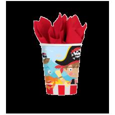 Poháre Pirát