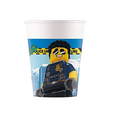 Poháre Lego City