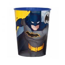 Plastový pohár Batman