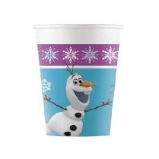 Poháre Frozen Olaf