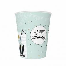 Párty Poháre Happy Birthday