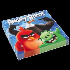 Servítky Angry Birds
