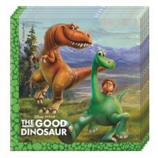 Servítky Dobrý Dinosaurus