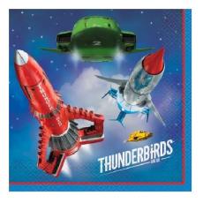 Servítky Thunderbirds
