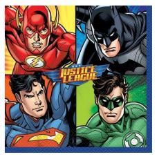 Servítky Liga Spravodlivosti - Justice League