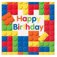Servítky Lego