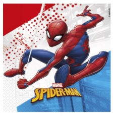 Servítky Spiderman EKO