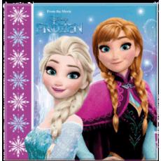 Servítky Frozen