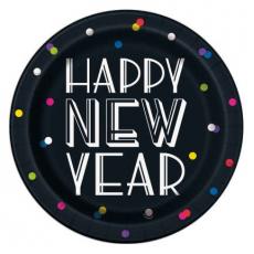 Taniere Happy New Year bodky