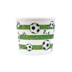 Krabička na popcorn Futbal 2.2 L