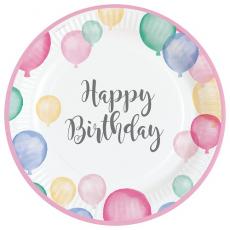 Taniere Happy Birthday pastel