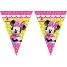 Vlajky Minnie Mouse
