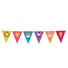 Vlajky Zvieratká