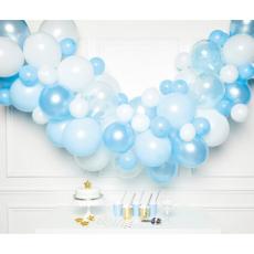 Balónová girlanda Modrá