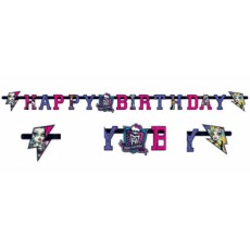 Banner Monster High