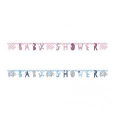 Banner Sloník Baby Shower