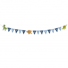 Banner Happy Dinosaur