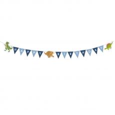 Banner Happy Dinosaur