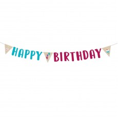 Banner Birthday Party