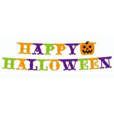 Banner Happy Halloween