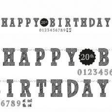 Banner Happy Birthday