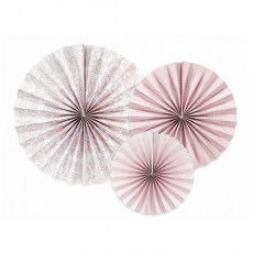 Rozetky ružové Pivonky